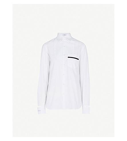BLOUSE Ionic cotton shirt (White