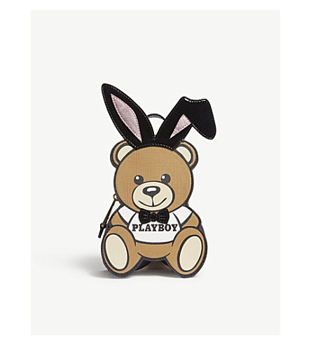 MOSCHINO Playboy Teddy backpack (Multi