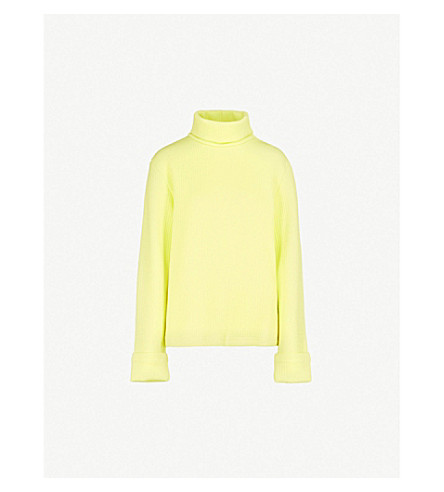 Margiela Turtleneck Knitted Sweater Maison Mm6 XZikPlOTwu