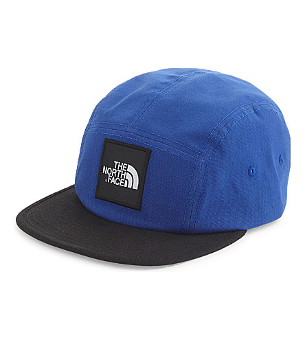 NORTH FACE Colour block peaked cap (Blue
