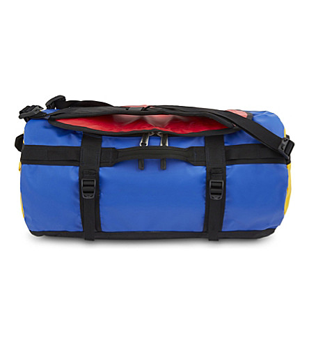 NORTH FACE Duffel bag (Bright+cobalt+blue+black