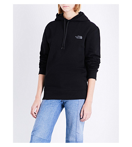 NORTH FACE Drew Peak cotton-jersey hoody (Black