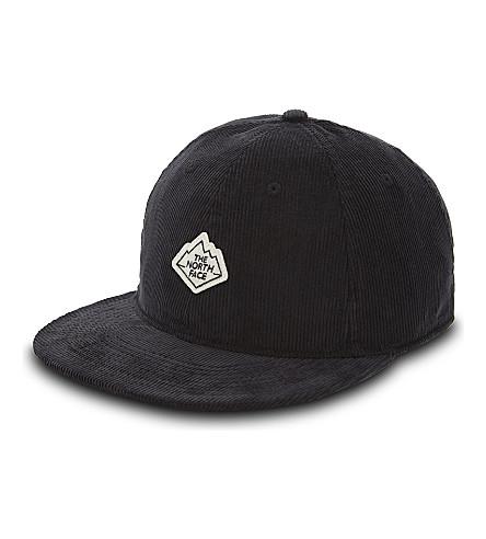 NORTH FACE Strike A Cord ball cap (Black