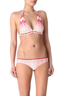 MISSONI Diagonale degrade bikini