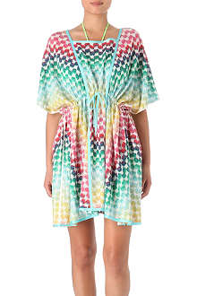MISSONI Quadretto kaftan