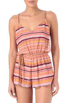 MISSONI Lurex playsuit