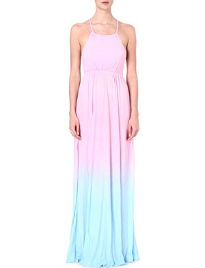 WILDFOX I Am The Ocean Gigi gown