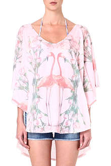 WILDFOX Florida garden tunic