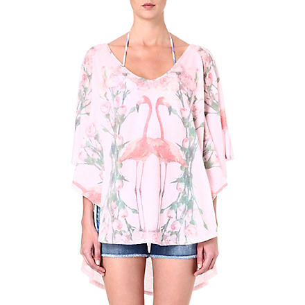 WILDFOX Florida garden tunic (Multi