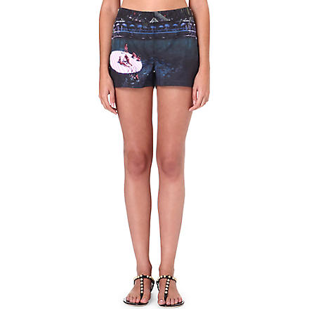 ORLEBAR BROWN Whippet swim shorts (Stars/stripes