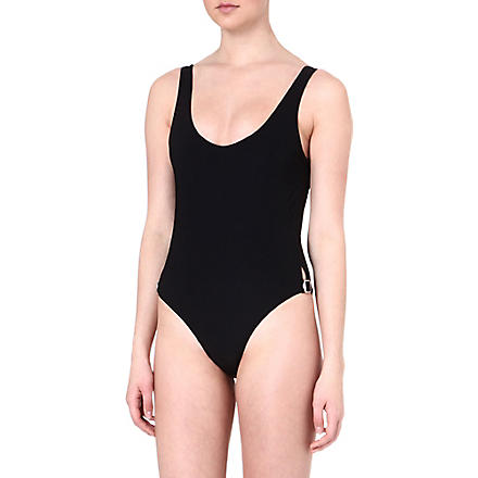 ORLEBAR BROWN Scoop back swimsuit (Black