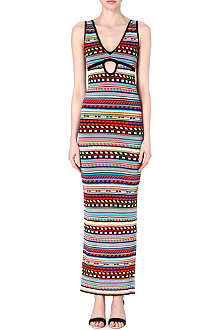 EMILIO PUCCI Masai knitted dress