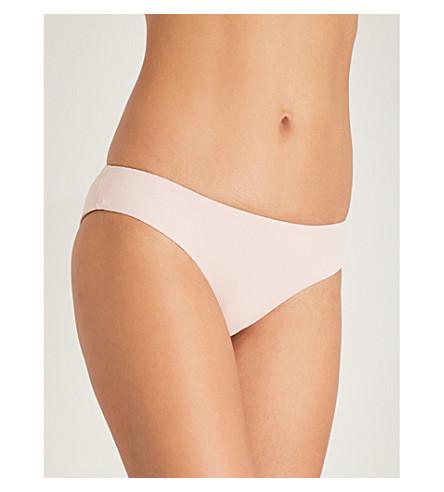 MELISSA ODABASH Angola bikini bottoms (Pique+pink