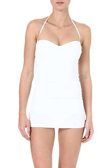 MELISSA ODABASH Antibes ruched swimsuit