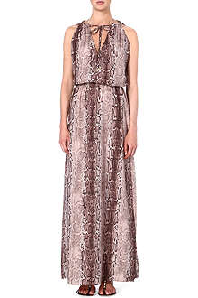 MELISSA ODABASH Chloe maxi dress