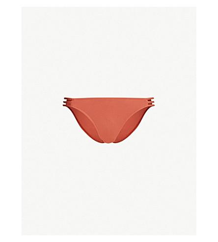 MELISSA ODABASH Como bikini bottoms (Cinnamon