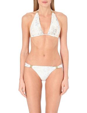 MELISSA ODABASH Grenada triangle bikini top