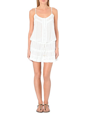 MELISSA ODABASH Karen short beach dress