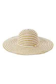 MELISSA ODABASH Laurianne straw hat