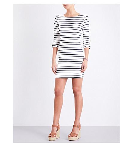MELISSA ODABASH Maddie stretch-jersey mini dress (Harbour