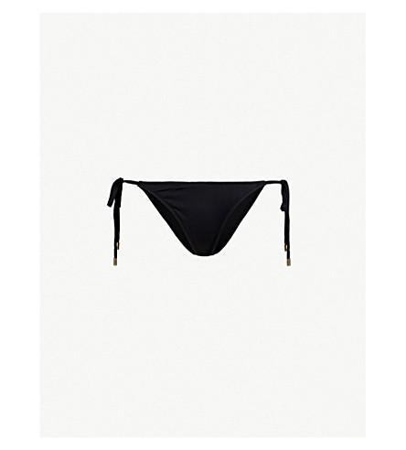 MELISSA ODABASH Miami bikini bottoms (Black