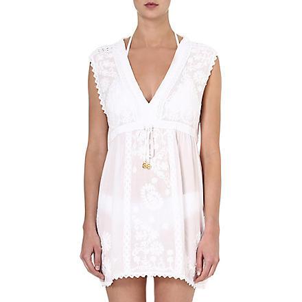 MELISSA ODABASH Olivia short dress (White