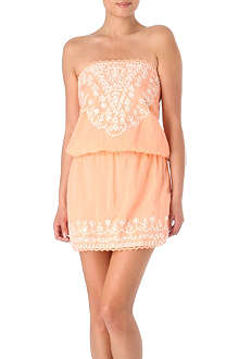 MELISSA ODABASH Toya short beach dress