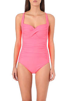 SEAFOLLY Goddess twisted swimsuit