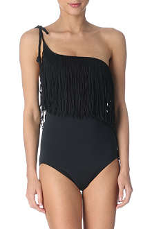 SEAFOLLY Jazz Club Asymmetrical Maillot swimsuit