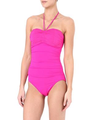 SEAFOLLY Goddess halterneck swimsuit