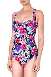 SEAFOLLY Paradiso soft-cup swimsuit