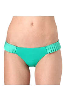 SEAFOLLY Goddess pleated bikini bottoms