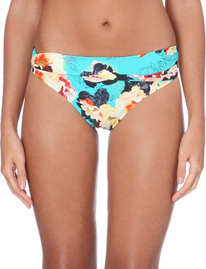 SEAFOLLY Kabuki Bloom hipster bikini briefs