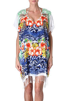 SEAFOLLY Retro hawaiian kaftan