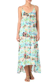 SEAFOLLY Pacific maxi dress