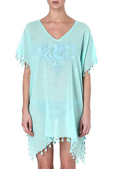 SEAFOLLY Amnesia cotton kaftan
