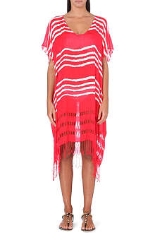 SEAFOLLY Utopia striped kaftan