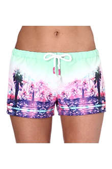 SEAFOLLY Desert springs board shorts