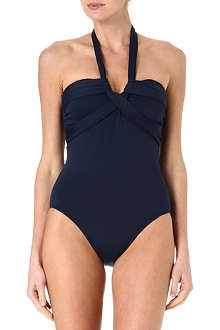 SEAFOLLY Goddess halterneck swimsuit