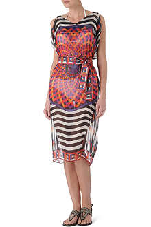 GOTTEX Pyramides beach dress
