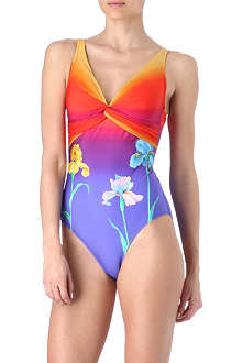 GOTTEX Robot Flower swimsuit