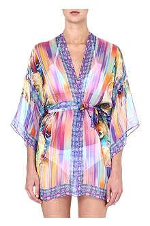 GOTTEX Fauna open kimono