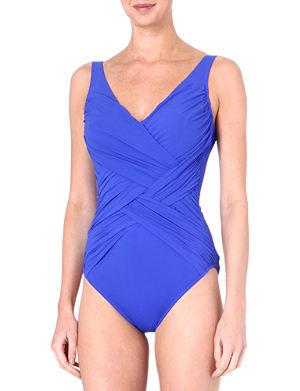 GOTTEX Lattice swimsuit