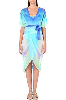 GOTTEX Seraphine silk cover-up