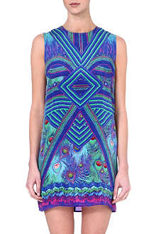 GOTTEX Victoire silk short dress