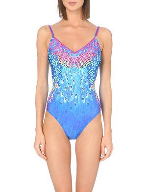 GOTTEX Exotic Peacock swimsuit