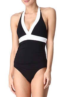 JETS BY JESSIKA ALLEN Empire halterneck swimsuit