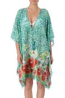 JETS BY JESSIKA ALLEN Eden patterned kaftan