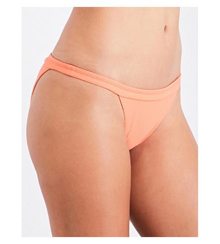 HEIDI KLEIN Havana bikini bottoms (Red