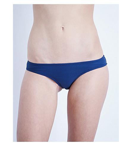 HEIDI KLEIN Classics hipster bikini bottoms (Navy
